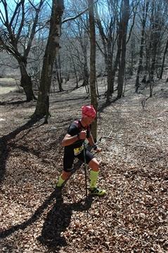 """I° Trail """"La Dama del Lago"""" 24 marzo 2019 Sanpotito Sannitico - foto 45"""