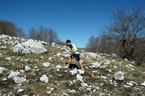 """I° Trail """"La Dama del Lago"""" 24 marzo 2019 Sanpotito Sannitico - foto 48"""