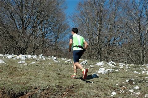 """I° Trail """"La Dama del Lago"""" 24 marzo 2019 Sanpotito Sannitico - foto 51"""