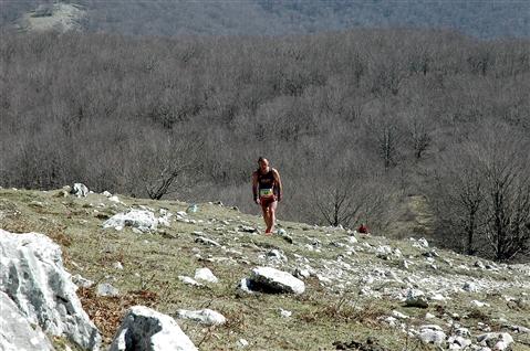 """I° Trail """"La Dama del Lago"""" 24 marzo 2019 Sanpotito Sannitico - foto 52"""