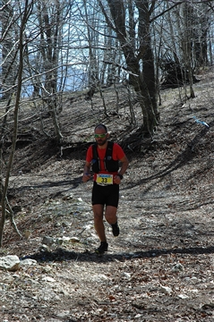"""I° Trail """"La Dama del Lago"""" 24 marzo 2019 Sanpotito Sannitico - foto 57"""