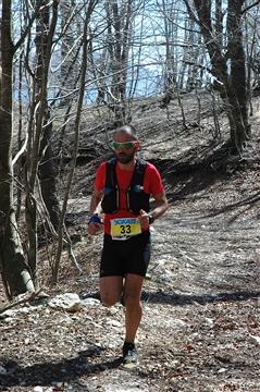 """I° Trail """"La Dama del Lago"""" 24 marzo 2019 Sanpotito Sannitico - foto 58"""