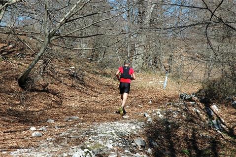 """I° Trail """"La Dama del Lago"""" 24 marzo 2019 Sanpotito Sannitico - foto 61"""