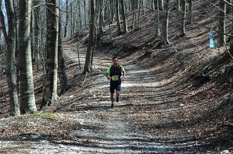 """I° Trail """"La Dama del Lago"""" 24 marzo 2019 Sanpotito Sannitico - foto 62"""