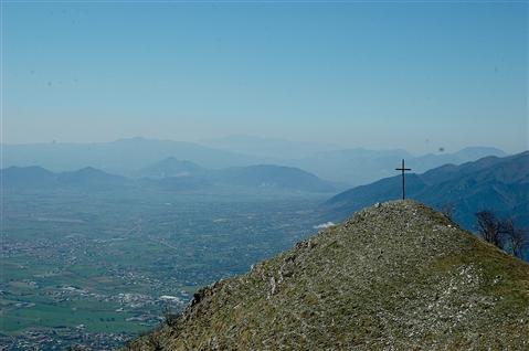 """I° Trail """"La Dama del Lago"""" 24 marzo 2019 Sanpotito Sannitico - foto 66"""