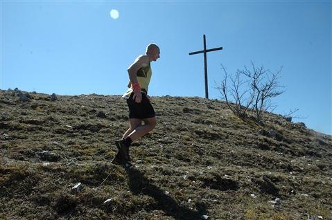 """I° Trail """"La Dama del Lago"""" 24 marzo 2019 Sanpotito Sannitico - foto 69"""