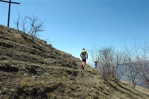 """I° Trail """"La Dama del Lago"""" 24 marzo 2019 Sanpotito Sannitico - foto 70"""