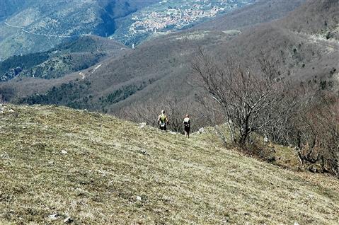 """I° Trail """"La Dama del Lago"""" 24 marzo 2019 Sanpotito Sannitico - foto 71"""