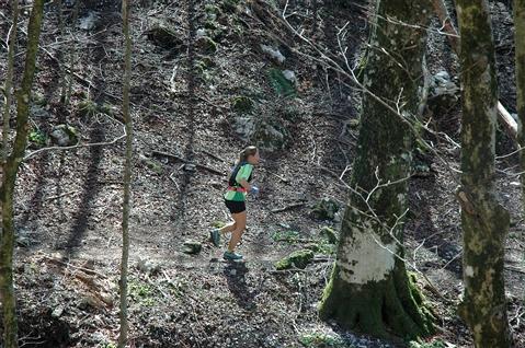 """I° Trail """"La Dama del Lago"""" 24 marzo 2019 Sanpotito Sannitico - foto 82"""