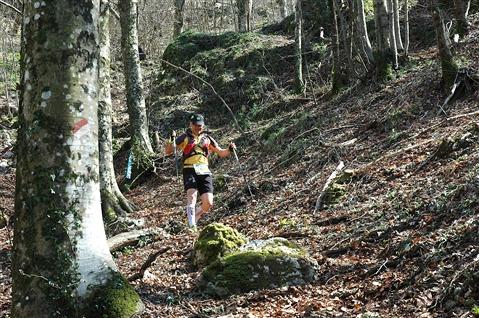 """I° Trail """"La Dama del Lago"""" 24 marzo 2019 Sanpotito Sannitico - foto 83"""