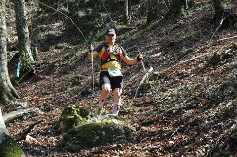 """I° Trail """"La Dama del Lago"""" 24 marzo 2019 Sanpotito Sannitico - foto 84"""