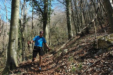"""I° Trail """"La Dama del Lago"""" 24 marzo 2019 Sanpotito Sannitico - foto 88"""