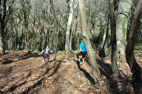 """I° Trail """"La Dama del Lago"""" 24 marzo 2019 Sanpotito Sannitico - foto 90"""