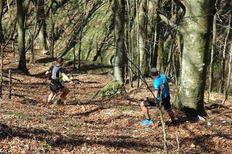 """I° Trail """"La Dama del Lago"""" 24 marzo 2019 Sanpotito Sannitico - foto 92"""