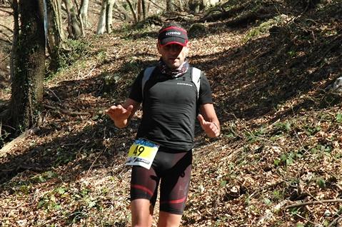 """I° Trail """"La Dama del Lago"""" 24 marzo 2019 Sanpotito Sannitico - foto 96"""