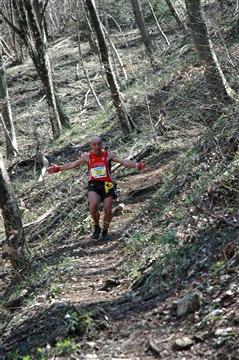 """I° Trail """"La Dama del Lago"""" 24 marzo 2019 Sanpotito Sannitico - foto 99"""