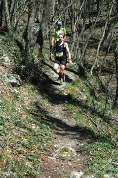 """I° Trail """"La Dama del Lago"""" 24 marzo 2019 Sanpotito Sannitico - foto 110"""