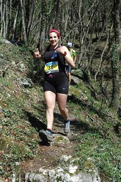 """I° Trail """"La Dama del Lago"""" 24 marzo 2019 Sanpotito Sannitico - foto 111"""