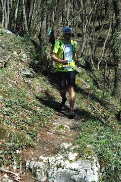 """I° Trail """"La Dama del Lago"""" 24 marzo 2019 Sanpotito Sannitico - foto 113"""