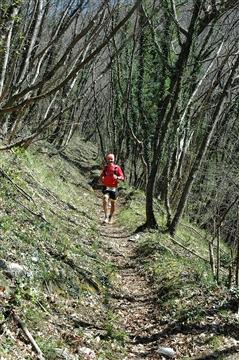 """I° Trail """"La Dama del Lago"""" 24 marzo 2019 Sanpotito Sannitico - foto 117"""