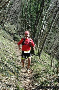 """I° Trail """"La Dama del Lago"""" 24 marzo 2019 Sanpotito Sannitico - foto 118"""