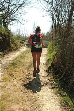"""I° Trail """"La Dama del Lago"""" 24 marzo 2019 Sanpotito Sannitico - foto 126"""