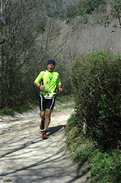"""I° Trail """"La Dama del Lago"""" 24 marzo 2019 Sanpotito Sannitico - foto 127"""