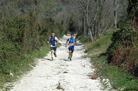 """I° Trail """"La Dama del Lago"""" 24 marzo 2019 Sanpotito Sannitico - foto 133"""