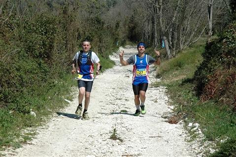 """I° Trail """"La Dama del Lago"""" 24 marzo 2019 Sanpotito Sannitico - foto 134"""