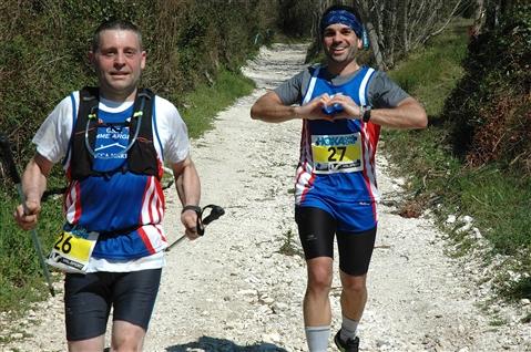 """I° Trail """"La Dama del Lago"""" 24 marzo 2019 Sanpotito Sannitico - foto 135"""