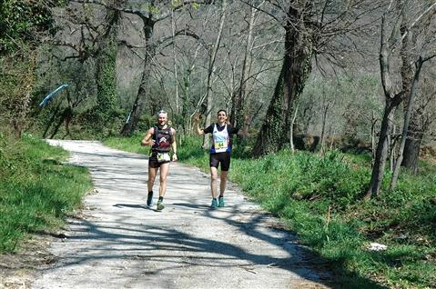 """I° Trail """"La Dama del Lago"""" 24 marzo 2019 Sanpotito Sannitico - foto 139"""