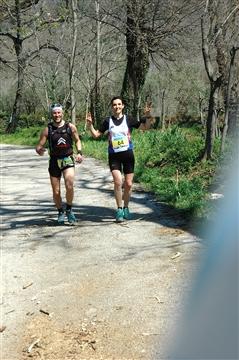"""I° Trail """"La Dama del Lago"""" 24 marzo 2019 Sanpotito Sannitico - foto 140"""