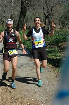 """I° Trail """"La Dama del Lago"""" 24 marzo 2019 Sanpotito Sannitico - foto 141"""