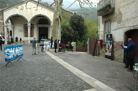 ARRIVI del Trail di Pizzo San Michele e Caggiana Trail 28 aprile 2019 + foto VARIE - foto 2