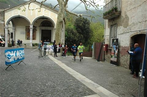 ARRIVI del Trail di Pizzo San Michele e Caggiana Trail 28 aprile 2019 + foto VARIE - foto 3