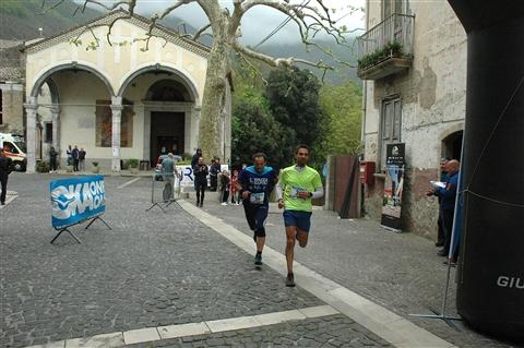 ARRIVI del Trail di Pizzo San Michele e Caggiana Trail 28 aprile 2019 + foto VARIE - foto 4