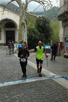ARRIVI del Trail di Pizzo San Michele e Caggiana Trail 28 aprile 2019 + foto VARIE - foto 16