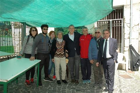 ARRIVI del Trail di Pizzo San Michele e Caggiana Trail 28 aprile 2019 + foto VARIE - foto 17