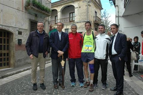 ARRIVI del Trail di Pizzo San Michele e Caggiana Trail 28 aprile 2019 + foto VARIE - foto 24