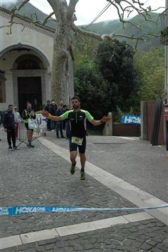 ARRIVI del Trail di Pizzo San Michele e Caggiana Trail 28 aprile 2019 + foto VARIE - foto 33