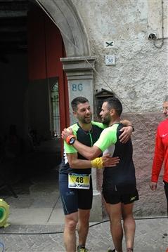 ARRIVI del Trail di Pizzo San Michele e Caggiana Trail 28 aprile 2019 + foto VARIE - foto 36