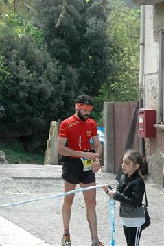 ARRIVI del Trail di Pizzo San Michele e Caggiana Trail 28 aprile 2019 + foto VARIE - foto 40