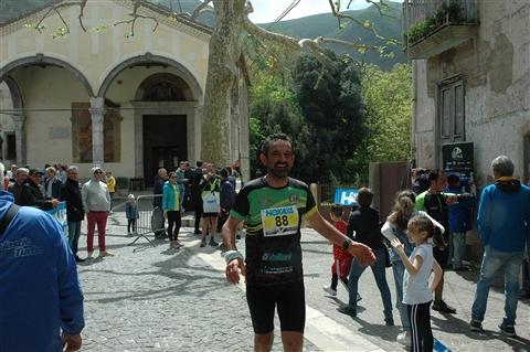 ARRIVI del Trail di Pizzo San Michele e Caggiana Trail 28 aprile 2019 + foto VARIE - foto 59