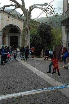 ARRIVI del Trail di Pizzo San Michele e Caggiana Trail 28 aprile 2019 + foto VARIE - foto 61