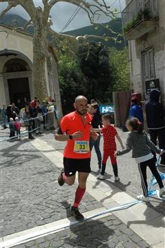 ARRIVI del Trail di Pizzo San Michele e Caggiana Trail 28 aprile 2019 + foto VARIE - foto 73