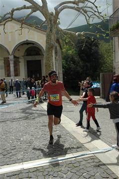 ARRIVI del Trail di Pizzo San Michele e Caggiana Trail 28 aprile 2019 + foto VARIE - foto 75