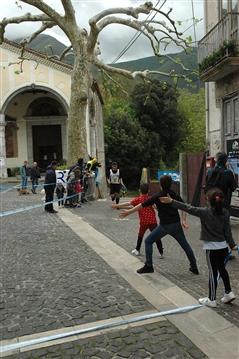ARRIVI del Trail di Pizzo San Michele e Caggiana Trail 28 aprile 2019 + foto VARIE - foto 77