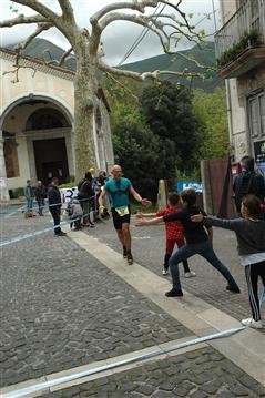 ARRIVI del Trail di Pizzo San Michele e Caggiana Trail 28 aprile 2019 + foto VARIE - foto 79