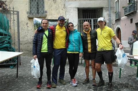 ARRIVI del Trail di Pizzo San Michele e Caggiana Trail 28 aprile 2019 + foto VARIE - foto 125