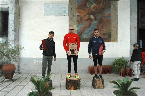 ARRIVI del Trail di Pizzo San Michele e Caggiana Trail 28 aprile 2019 + foto VARIE - foto 185